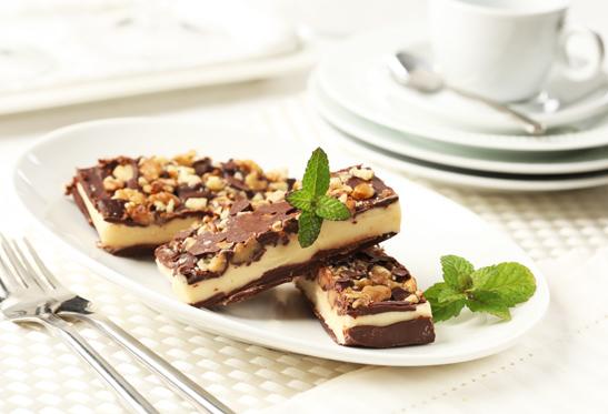Galletas crujientes de mantequilla y chocolate