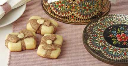 Galletas de cacao caja de regalo