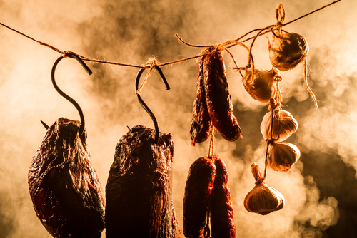 ¿Qué es realmente el «aroma de humo»?