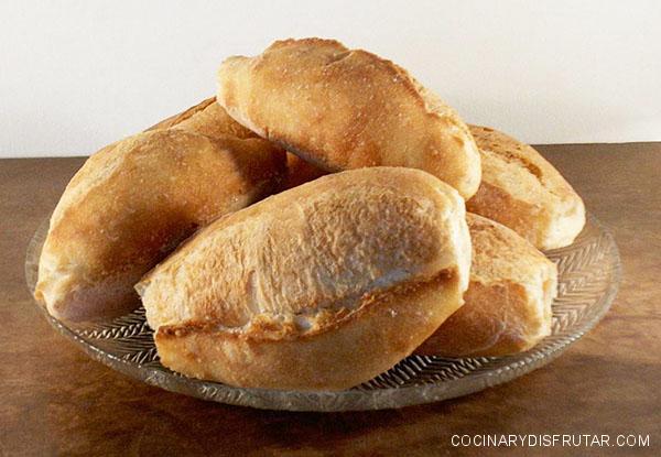 Pan batido de Chile