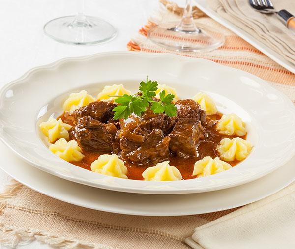 Goulash, el plato estrella de Hungría