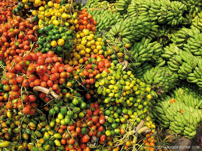 Las 200 frutas de la selva peruana