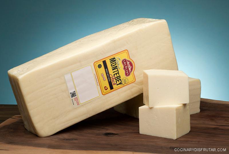 Monterey Jack, un queso con sangre española