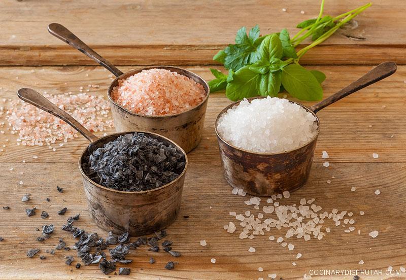 La sal, más versátil y beneficiosa que pensabas