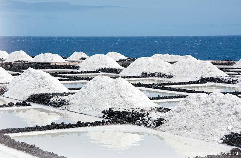 Tipos de sal que quizás no conocías