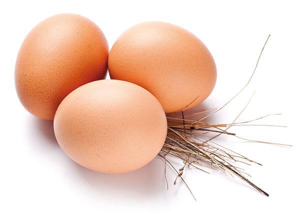 ¿Qué significan los códigos impresos en los huevos?