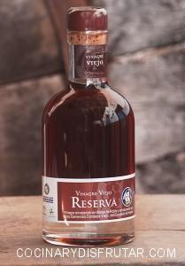 Vinagre reserva Huelva