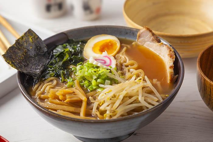 Un delicioso ramen japonés para hacer en casa