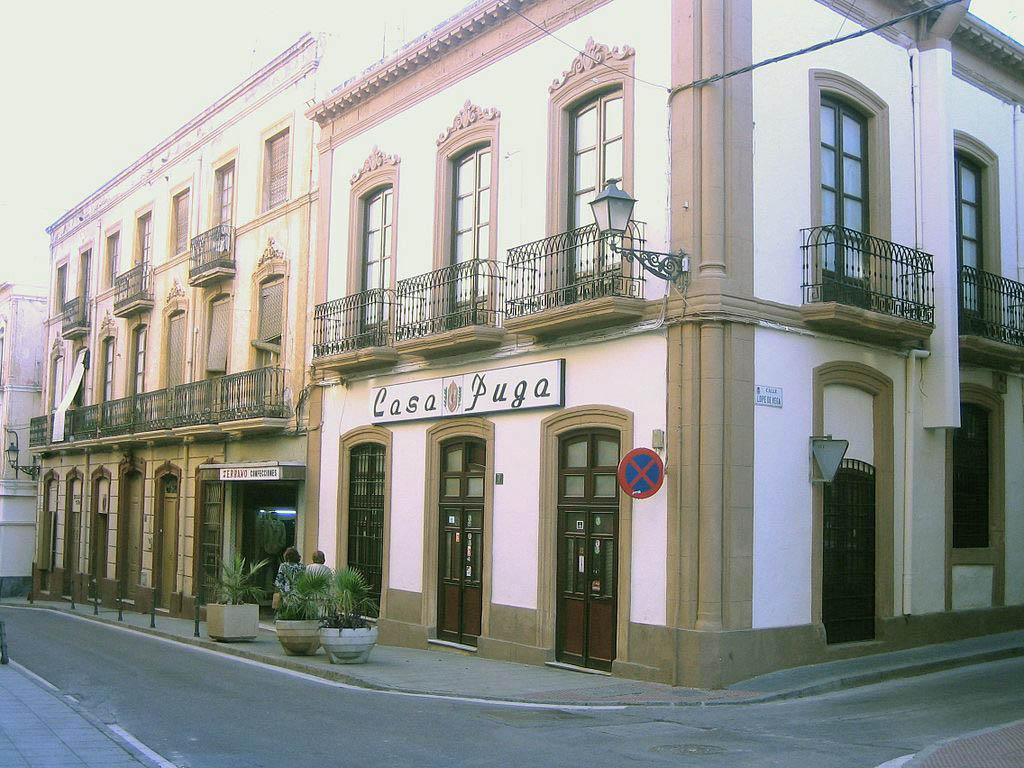 Casa Puga, Almería
