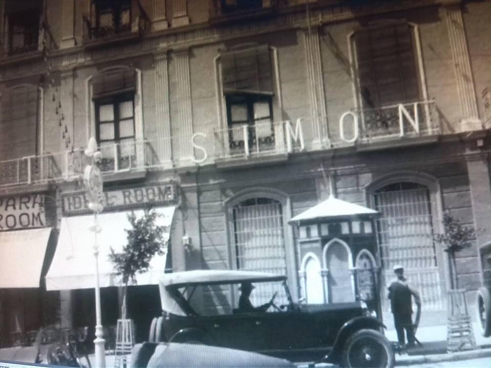 Hotel Simon Almería