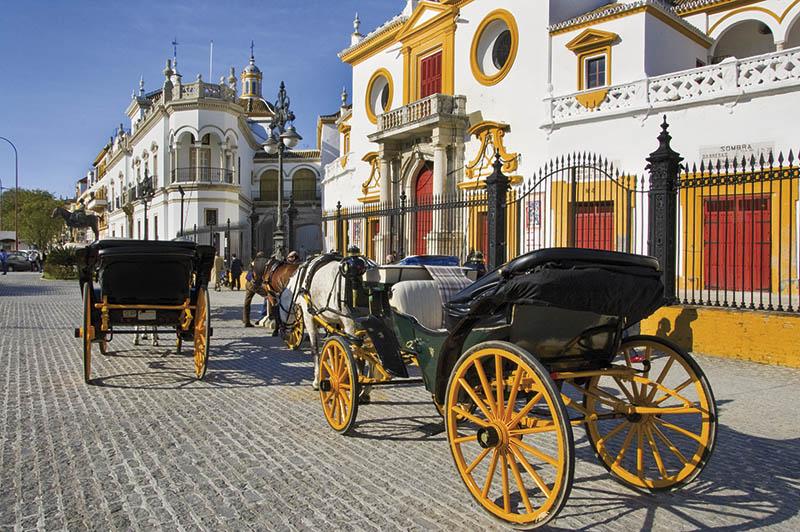 La Maestranza de Sevilla