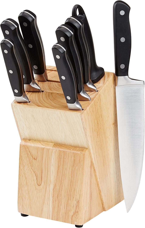 Set cuchillos Amazon